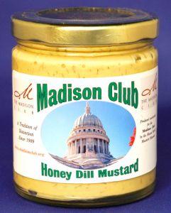 Personalized Mustard Creamy Dill