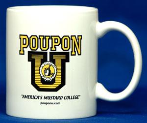 Poupon U Mug