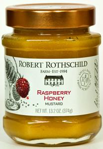 Rothschild Raspberry Honey Mustard