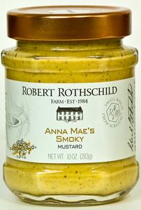 Robert Rothschild Anna Mae's Smoky Mustard