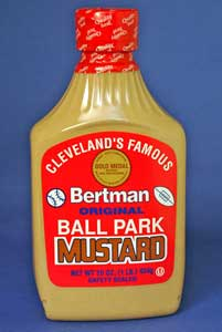 Bertman Original Ballpark Mustard