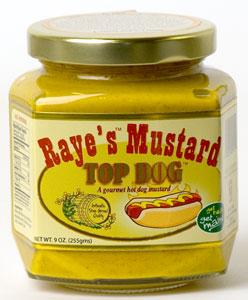 Raye's Top Dog Mustard