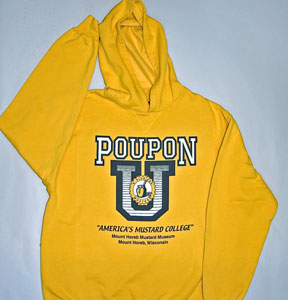 Poupon U Hooded Sweatshirt