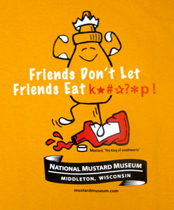 Friends Don't Let Friends Eat K----p T-Shirt