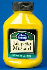 Silver Spring Jalapeno Mustard
