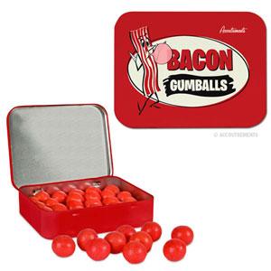 Bacon Gum Balls