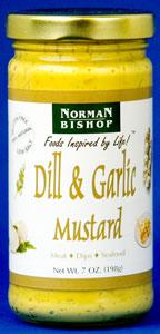 Norman Bishop Dill & Garlic - CASE (12)