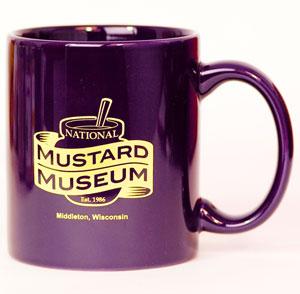 The New Mustard Museum Mug