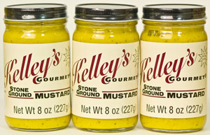 Kelley's Gourmet Three-Pack