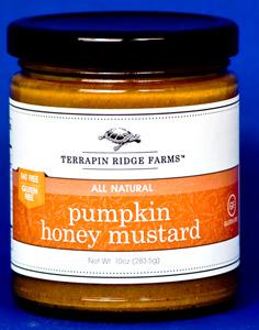 Terrapin Ridge Pumpkin Honey Mustard