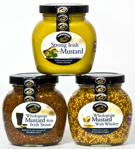 Lakeshore Irish Mustard Trio