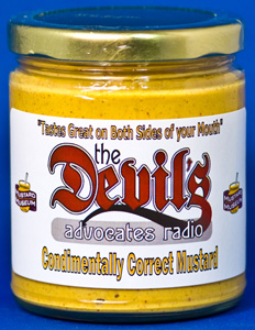 Personalized Mustard - Horseradish (Glass - 12 jars)