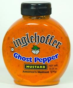 Inglehoffer Ghost Pepper Mustard