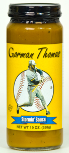 Stormin Sauce by Gorman Thomas
