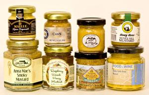 Mini Mustard Medley