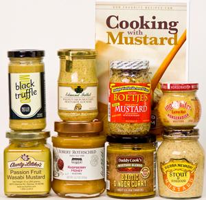 Grand Champion Mustards