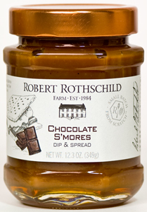 Robert Rothschild Chocolate S'Mores Dip & Spread