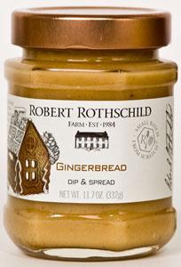 Robert Rothschild Gingerbread Dip & Spread