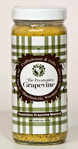 Pecatonica Grape Vine Original Seeded Mustard