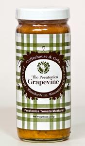 Pecatonica Grapevine Tomato Mustard
