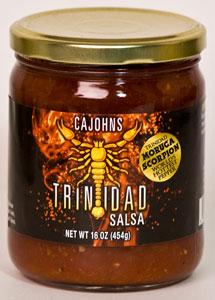 CaJohns Trinidad Salsa
