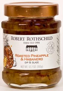 Robert Rothschild Roasted Pineapple & Habanero Dip & Glaze