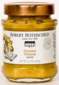 Robert Rothschild Ginger Wasabi Sauce