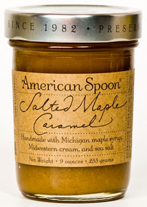 American Spoon Salted Maple Caramel
