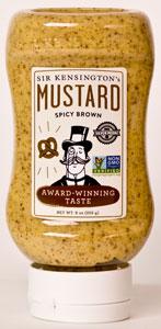 Sir Kensington's Spicy Brown Mustard
