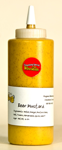 Ringhand's Beer Mustard