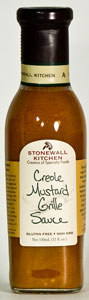 Stonewall Kitchen Creole Mustard Grill Sauce