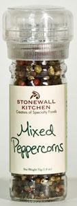 Stonewall Kitchen Mixed Peppercorn Grinder