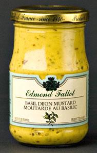 Edmond Fallot Basil Dijon