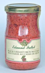 Edmond Fallot Dijon With Cassis (7.2 Oz)