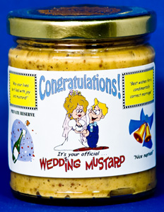 Special Occasion Mustards