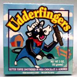 The Wisconsin udderfingers Candy (2.5 Oz)