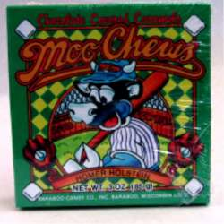 The Wisconsin moo-chews Candy (2.5 Oz)