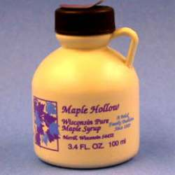Maple Hollow Pure Maple Syrup (3.4 Oz)