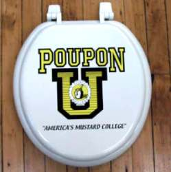 Poupon U Toilet Seat