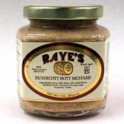Raye's Dundicott Hot Mustard