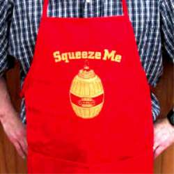 Squeeze Me Apron