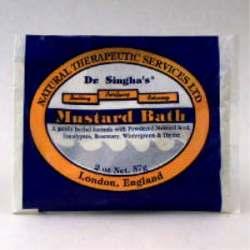 Dr. Singha's Mustard Bath (single Bath Size)