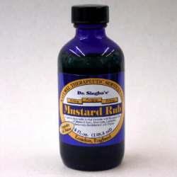 Dr. Singha's Mustard Rub